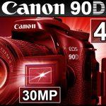 Canon 90D Preview