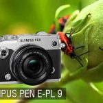 Olympus PEN E-PL 9 Review
