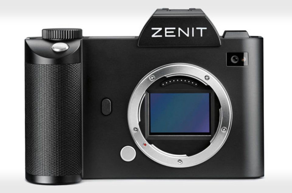 New Zenit Camera In 2018 Gavin Grimaldi