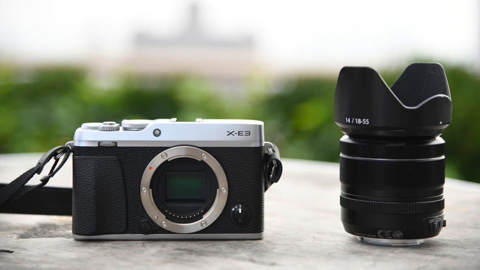 Camera Fujifilm X-E3 Review