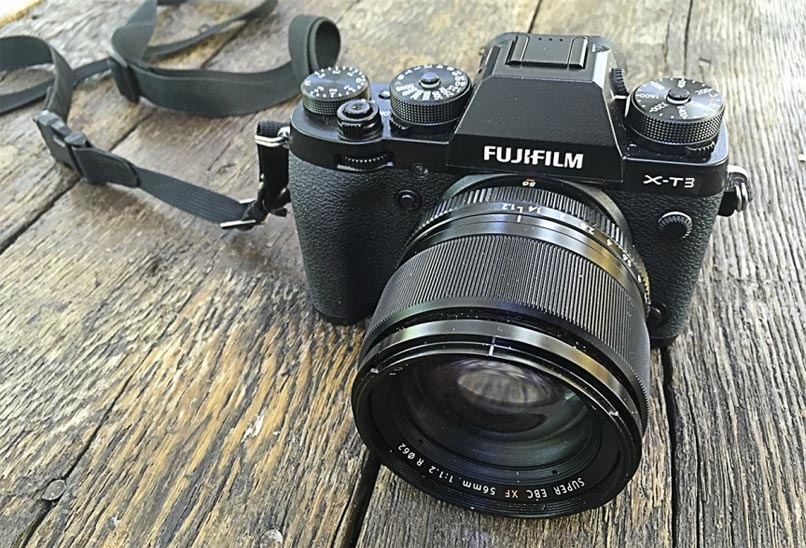 Camera Fujifilm X-T3 Review