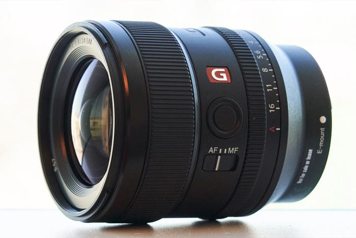 Sony FE 24mm f1.4 GM Lens0